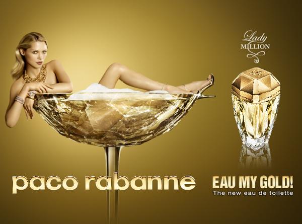 Eau My Gold! de Paco Rabanne